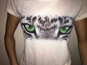 Mango T-shirt wit