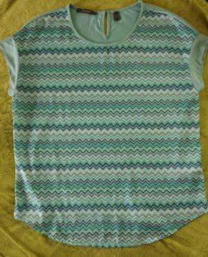 Shirt mit tollem Print von Esprit