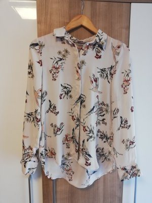 Shirt mit Vogelprint