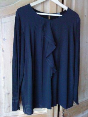 Shirt mit Volant von Basler * Gr. 46 * ungetragen