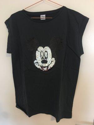 Shirt mit Wendepailletten