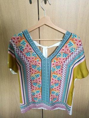 Shirt mit zauberhaftem Muster