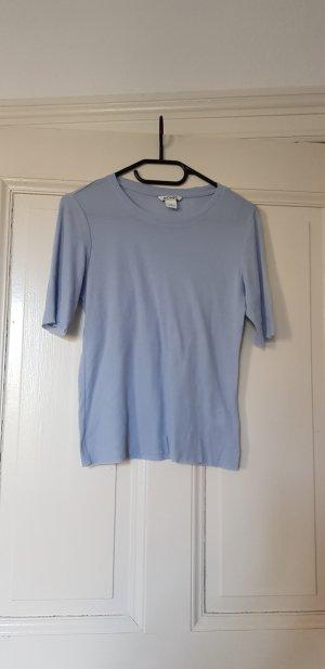 Shirt Monki hellblau