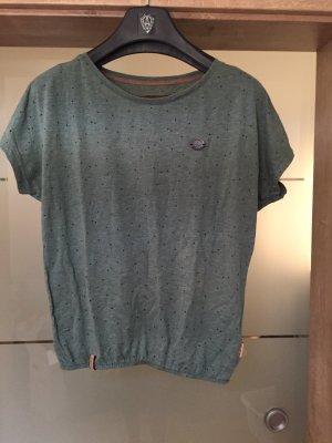 Naketano Camisa holgada gris verdoso