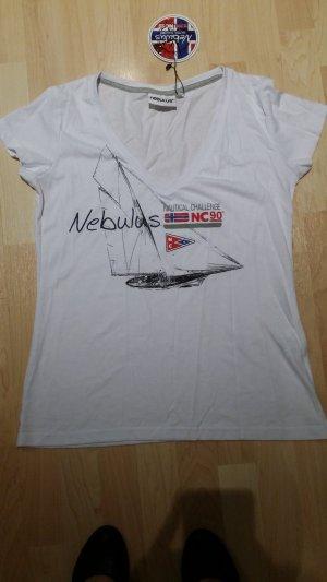 Shirt Nebulus weiß Größe 36