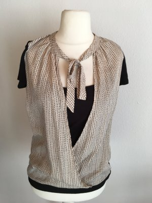 Shirt Oberteil Bluse 2-in-1 Esprit Gr. M