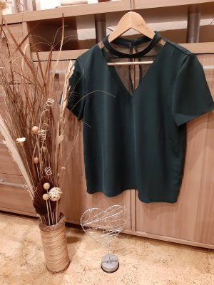 Vila Glanzende blouse veelkleurig
