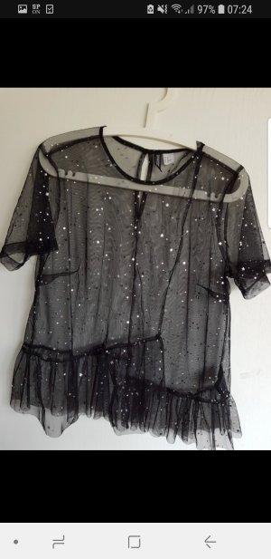 Shirt/ Oberteil/ T-Shirt/ Sternen Oberteil H&M