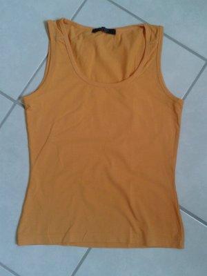 Shirt * ohne Arme * Bernd Berger Viventy * S *  Orange