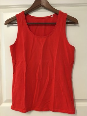 Opus Top basic rosso