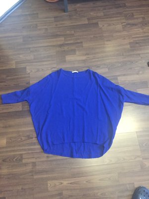 Zara Oversized Shirt blue