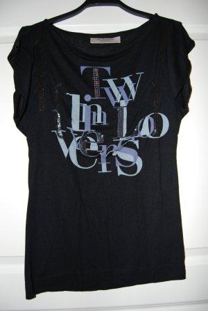 Shirt * Pailletten * Zara Spanien * fast neu * Größe S
