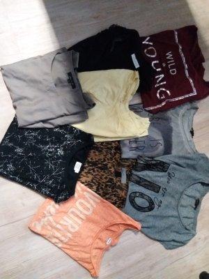 Shirt Paket viele Marken Gr. S