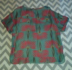 Shirt Paul & Joe in 38 mit floralem Muster