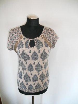 Shirt Promod Gr. S Muster