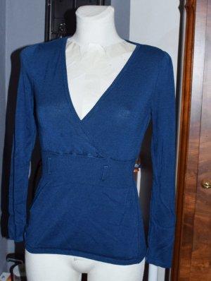 Shirt/Pulli dunkelblau, von Orsay, Gr. S