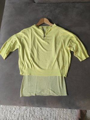 Shirt Pullover kurz mit passendem Top lang