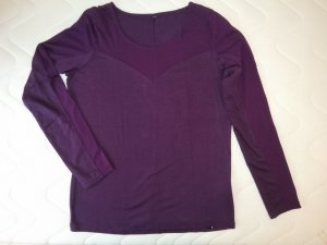 Colours of the World Netshirt lila