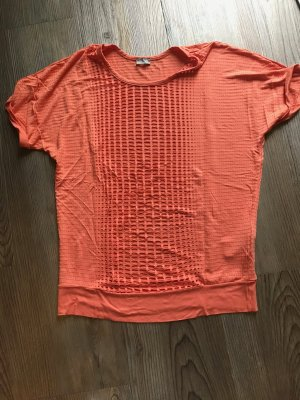 Shirt Pullover Strick Cut Out