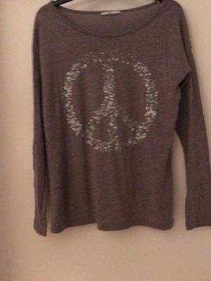 Shirt / Pullover von Esprit  mit Aufdruck, Gr. S