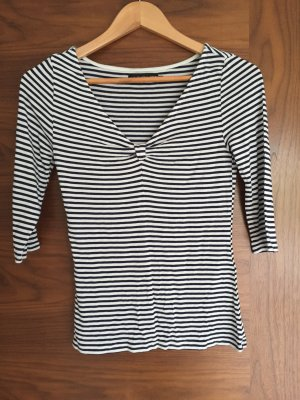 Shirt quergestreift, XS
