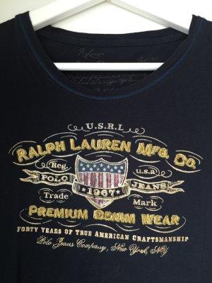 Shirt Ralph Lauren marine Gold S