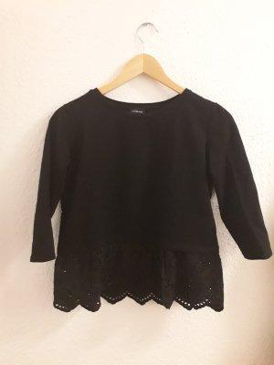 Shirt Reserved Größe XS schwarz