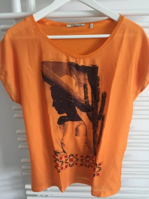Shirt Rich&Royal Größe L mit Print