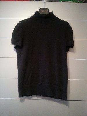 Shirt (Rollkragen) von Marc O'Polo, schwarz, Größe 38/ M