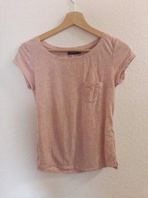 Shirt rosa von Bershka Größe S