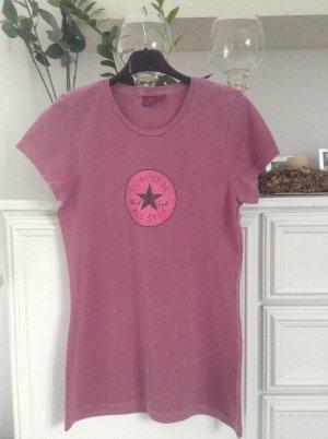 Shirt / Rose-nude / Gr. M / Converse