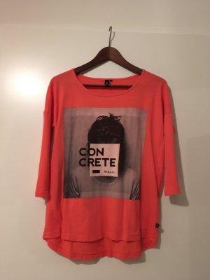 Shirt s.Oliver lachsfarben Größe S
