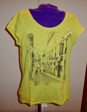 Shirt S.Oliver M 38 gelb