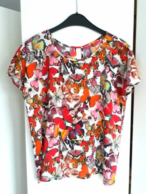 Shirt- Schmetterling