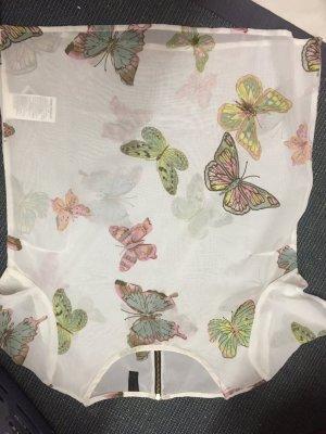 Shirt - Schmetterlinge - Neuwertig