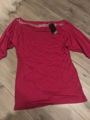 Shirt schulterfrei