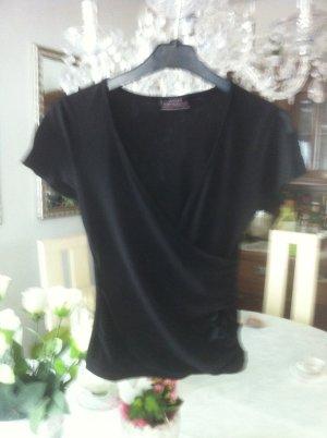 Shirt schwarz / Gr. 34 XS