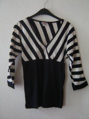 Shirt schwarz weiss