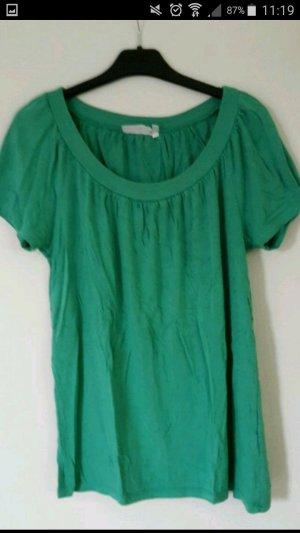 shirt sehr flatterig grün