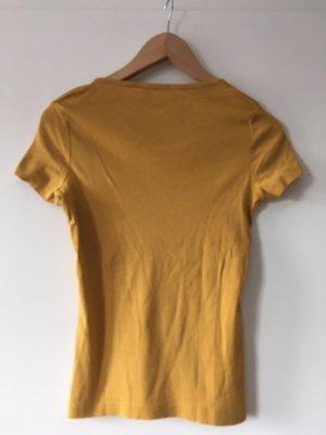 Shirt Senfgelb
