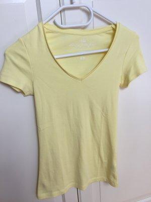 Shirt Sonnengelb von H&M