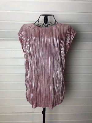 Shirt Street One Gr. 36 Pink Metallic