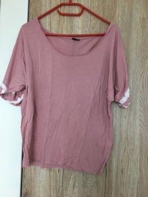 Shirt T-Shirt *Gr. 44/46* Rosa *Lascana*