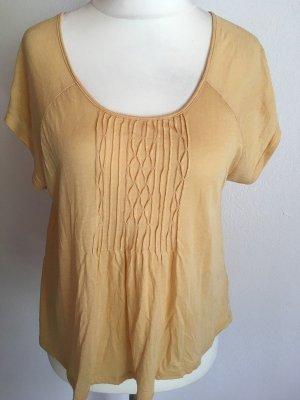 Camiseta marrón arena-amarillo oscuro modal