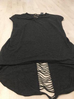 Shirt T-Shirt Longshirt Cut out Vero Moda