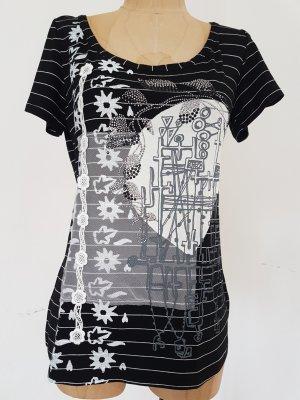 Shirt T-shirt Top Bluse NEU Gr L