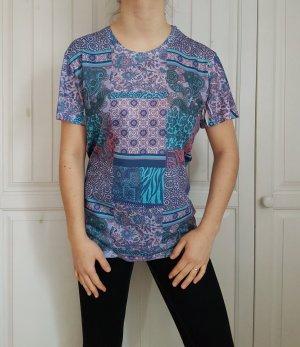 T-shirt veelkleurig
