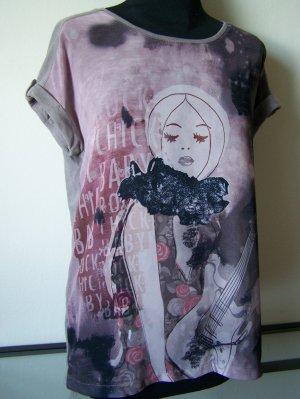 Shirt TAIFUN,  Gr. 38, Viscose