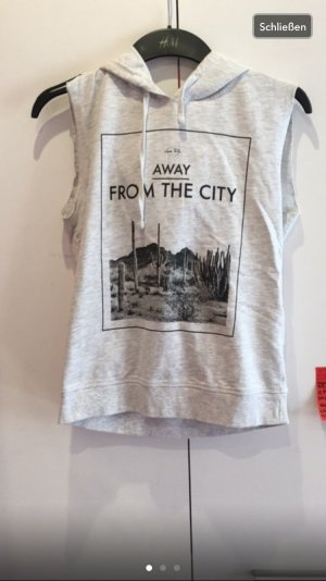 Shirt tally weijl grau