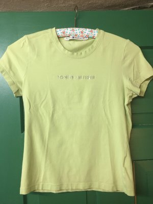 Tommy Hilfiger T-Shirt pale green